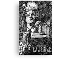 Eraserhead Movie Poster Canvas Print