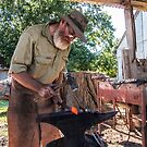 Blacksmith. by Bette Devine