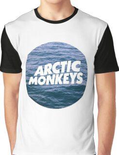 Arctic Monkeys - Ocean Graphic T-Shirt