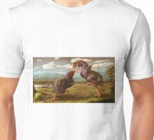 Gastornis Fight Unisex T-Shirt