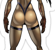 ninja woman Sticker