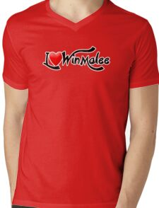 I ❤ Winmalee Mens V-Neck T-Shirt