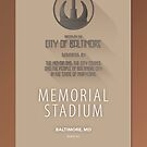 Memorial Stadium - Baltimore, MD by pootpoot