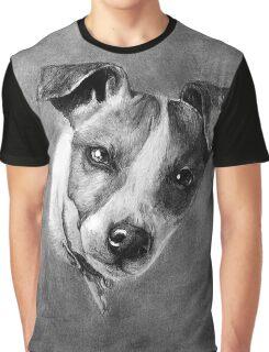 Dog Portrait Commission 1 Graphic T-Shirt