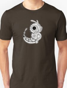 Caterpie de los Muertos | Pokemon & Day of The Dead Mashup T-Shirt