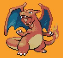 6 - Charizard by ColonelNicky
