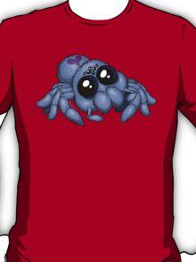 Cute Blue Spider T-Shirt