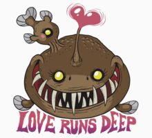 Love Runs Deep by bogleech