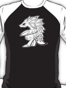 Sandslash de los Muertos | Pokemon & Day of The Dead Mashup T-Shirt