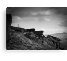 Buckstone edge /5 Canvas Print