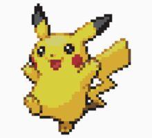 25 - Pikachu by ColonelNicky