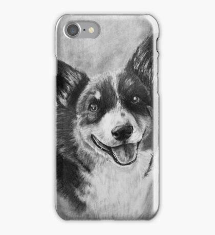 Dog Portrait Commission 2 iPhone Case/Skin