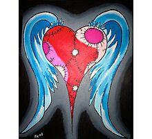 Angel Heart Photographic Print