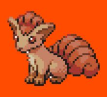 37 - Vulpix by ColonelNicky