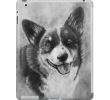 Dog Portrait Commission 2 iPad Case/Skin
