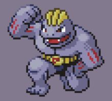 67 - Machamp by ColonelNicky