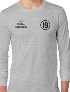 Racers Jersey - White Long Sleeve T-Shirt