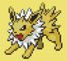 135 - Jolteon by ColonelNicky