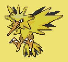 145 - Zapdos by ColonelNicky