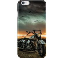 1947 Harley Davidson iPhone Case/Skin