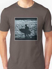 Blue Surfer T-Shirt