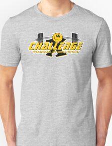 Challenge X yellow smile T-Shirt