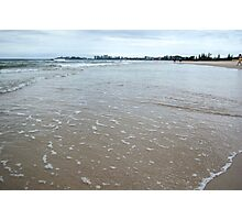 Tugun beach Photographic Print