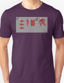 Red Genesect concept T-Shirt