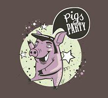 pig's party Unisex T-Shirt