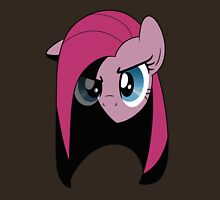 Pinkamena: The Darker Half (Without Text) Unisex T-Shirt