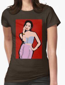 Demi - POP Womens Fitted T-Shirt