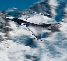 Gripen Axalp by James Biggadike
