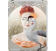 Bird of Cranes iPad Case/Skin
