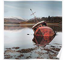 Shipwreck Poster