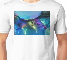 old colourful holly-leaf Unisex T-Shirt