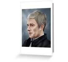 John Watson Greeting Card