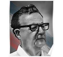 Salvador Allende Poster