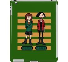 The ultimate duo. iPad Case/Skin