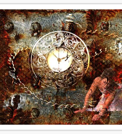 Time Slave Sticker