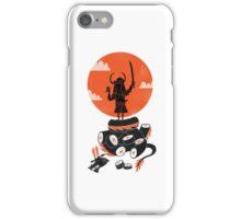 Samurai Sushi iPhone Case/Skin