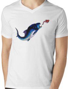 Dunkleosteus Mens V-Neck T-Shirt