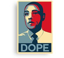 Obama Fring Canvas Print