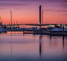 Bolte Sunset by Russell Charters