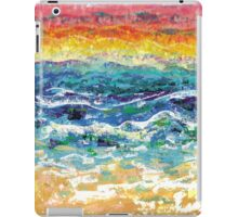 sea relax  iPad Case/Skin