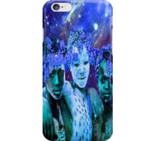 African Star Brothers iPhone Case/Skin
