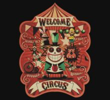 Welcome in the circus by KateWu