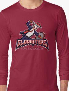 Gladiators of Pope & Associates Long Sleeve T-Shirt