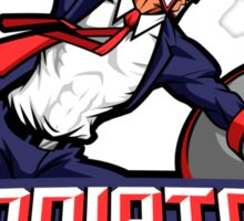 Gladiators of Pope & Associates Sticker