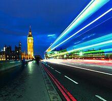 Westminster Bridge by Oxygen8