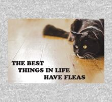 The Best Things In Life Have Fleas One Piece - Long Sleeve